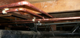 Copper Repiping & Whole House Plumbing